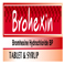 BROHEXIN Bromhexine Hydrochloride BP Tablet- 8 mg.Syrup- 100 ml.