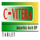 C-VITERA Vitamin-C Tablet- Ascorbic Acid BP 250 mg.