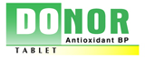 DONOR Antioxidant BP Tablet