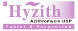 HYZITH Azithromycin USP Tablet- 500 mg.Dry Syrup- 200 mg / 5 ml.