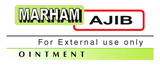 MARHAM AJIB For External Use Only Ointment