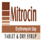MITROCIN Erythromycin USP Tablet- 250 mg & 500 mg.Dry Syrup-125 mg & 250 mg / 5 ml.